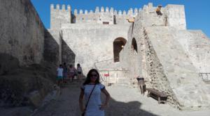 castillos en cadiz