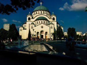 que ver en Serbia